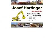 Josef Hartinger Tiefbau GmbH, 92723 T?nnesberg, Kleinschwand 45