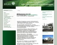 Bild Bölke Tiefbaustoffe und Umwelttechnik - Bereich Zorbau - GmbH