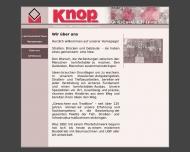 Knop Strassen und Tiefbau GmbH Co. H?xter