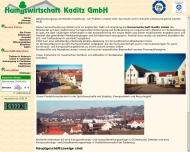 Humuswirtschaft Kaditz GmbH - Ihr Partner f?r Hausbau, Entsorgung, Garten- u. Gel?ndegestaltung