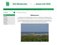 Bild Blankschyn Karl GmbH & Co. KG Hoch-, Tief- u. Stahlbetonbau