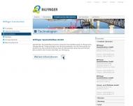 Bild ARGE ST Flughafen S-Bahn/ Co Bilfinger Berger AG