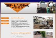 Bild Weidemann Tief- und Ausbau
