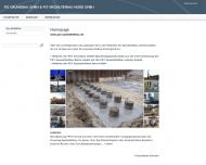 Bild Webseite  Berlin