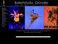 Bild Gründler Lilo Ballettstudio