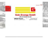 Bild Tischlerei-Holzhandlung Gebr.Grampp GmbH