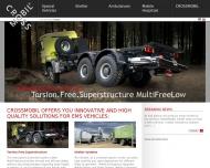 Bild Crossmobil GmbH Ambulanzen-Systemfahrzeuge
