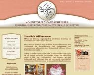 Bild Webseite  Schlettau