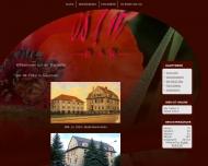 Bild Webseite  Glauchau