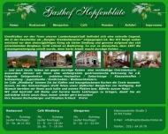 Bild Gasthaus Hopfenblüte Schieck Rechenberger GbR