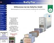 Willkommen bei BaSyTec