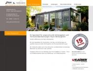 Bild Webseite  Nettetal