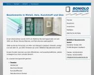 Bild BONIOLO Bauelemente GmbH