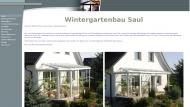 Website Saul Norbert Bauelemente