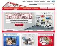 Bild Webseite toom BauMarkt Schopfheim
