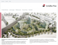 Bild Webseite Schüßler-Plan Ingenieurgesellschaft Frankfurt
