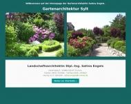 Bild Webseite Engels Satina Sylt-Ost