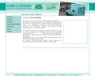 Bild Kaiser & Stuckert Industrie- u. Baubedarf GmbH