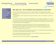 Website Gerling & Rausch Projekt