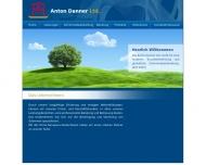 Website Danner Anton