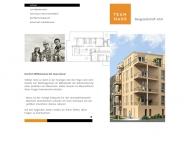 Bild Webseite Team Haus Baugesellschaft Berlin