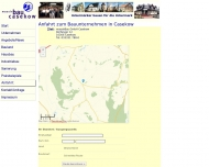 Website Baugesellschaft
