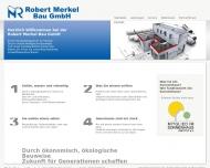 Bild Bauunternehmen Robert Merkel