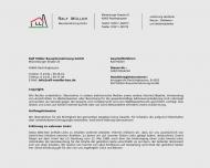 Bild Ralf Müller Bauunternehmung GmbH