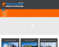 Bild Webseite  Lugau/Erzgebirge