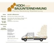 Bild Koch GmbH Bauunternehmung