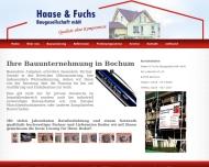 Bild Haase und Fuchs Baugesellschaft mbH