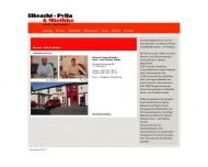 Bild Webseite Georg Binder und Miethke Hoch- und Tiefbau Berlin