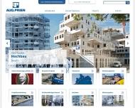 Bild Prien Aug. Bauunternehmung GmbH & Co. KG Bau