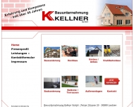 Bild Bauunternehmung Kellner GmbH