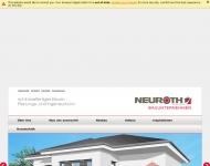 Bild Webseite Neuroth Haustechnik Nentershausen