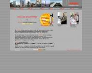 Bild Webseite Renger Schornsteintechnik und Baugesellschaft Berlin