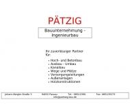 Bild Webseite  Passau