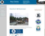 Paul Garbe Tiefbau GmbH