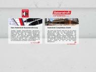 Hans Haberstroh Bauunternehmung seit 1820 - Gewerbebau, Verwaltungsbau, ?ffentliche Bauten
