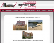 Bild Heinrich Klein Dachdecker- und Bauklempnerbetrieb GmbH