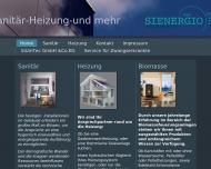 Bild Sienergio GmbH Gas- und Wasserinstallation