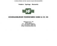 Bild Hohenlimburger Federnfabrik GmbH & Co. KG