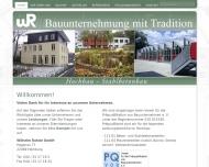 Bild Rohde Wilhelm GmbH Bauunternehmen