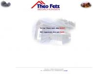 Theo Fetz Bedachungen Steil- und Flachd?cher aller Art, Ger?stbau, Blitzschutz, Solarenergie