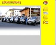 Bild Körner + Körner Bedachungsgesellschaft mbH