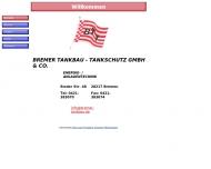 Bild Bremer Tankbau- und Tankschutz-Beteiligungs-GmbH