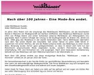 Modehaus M?hlh?user