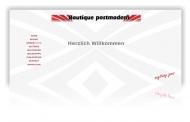 Bild Webseite Boutique Postmodern Inh. Roswitha Mikulits-Brunen München