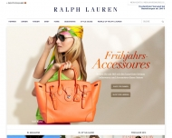 Website Ralph Lauren Germany