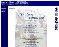 Bild Webseite Simply blue Reichenbach an der Fils